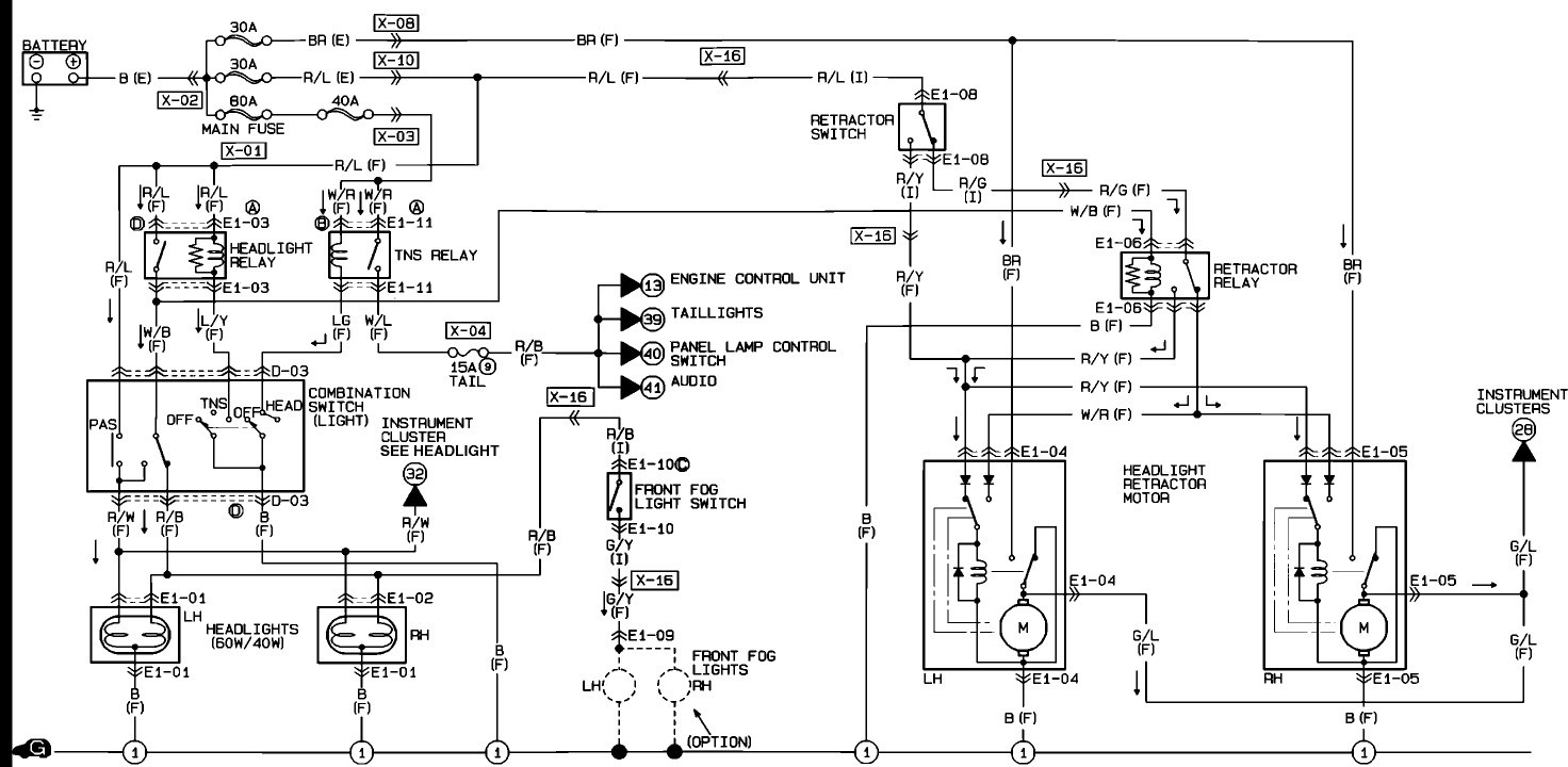 miata ignition switch wiring diagram Download-1955 chevrolet ignition switch wiring diagram inside miata rh releaseganji net 17-f