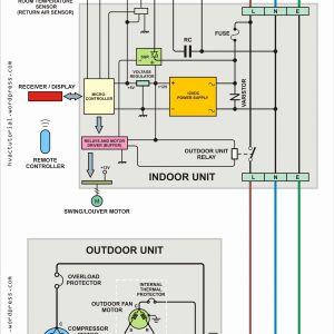 Mini Split Wiring Diagram - Ductless Ac Wiring Diagram Best Mitsubishi Mini Split Wiring Diagram 1o