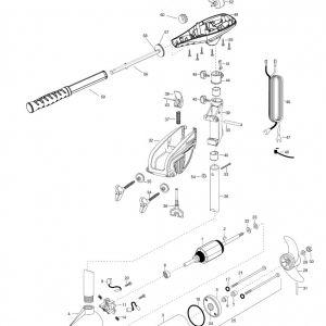 Minn Kota Trolling Motor Wiring Diagram - Minn Kota Parts Diagram 16a