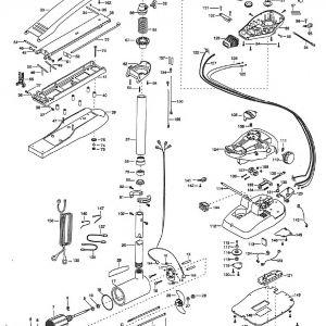 Minn Kota Wiring Diagram - Minn Kota Trolling Motors Parts Manuals Newmotorspot Co Rh Newmotorspot Co Minn Kota Trolling Motor Plug 1a
