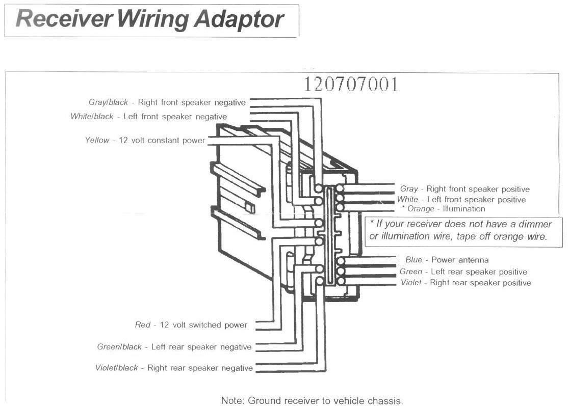 Mitsubishi eclipse radio wiring diagram free