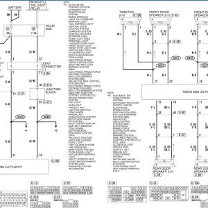 Mitsubishi Eclipse Radio Wiring Diagram - 2003 Mitsubishi Outlander Wiring Diagram I Need A for Stereo Radio E that Can Am Graphic 4i