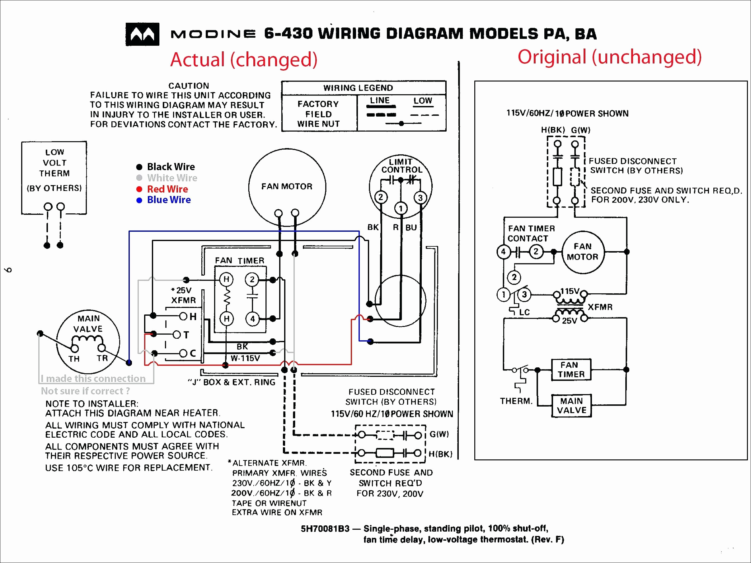modine heater wiring diagram Download-Modine Heater Parts Diagram for Amazing Trane Gas Furnace Wiring Diagram Image Electrical Diagram 8-b