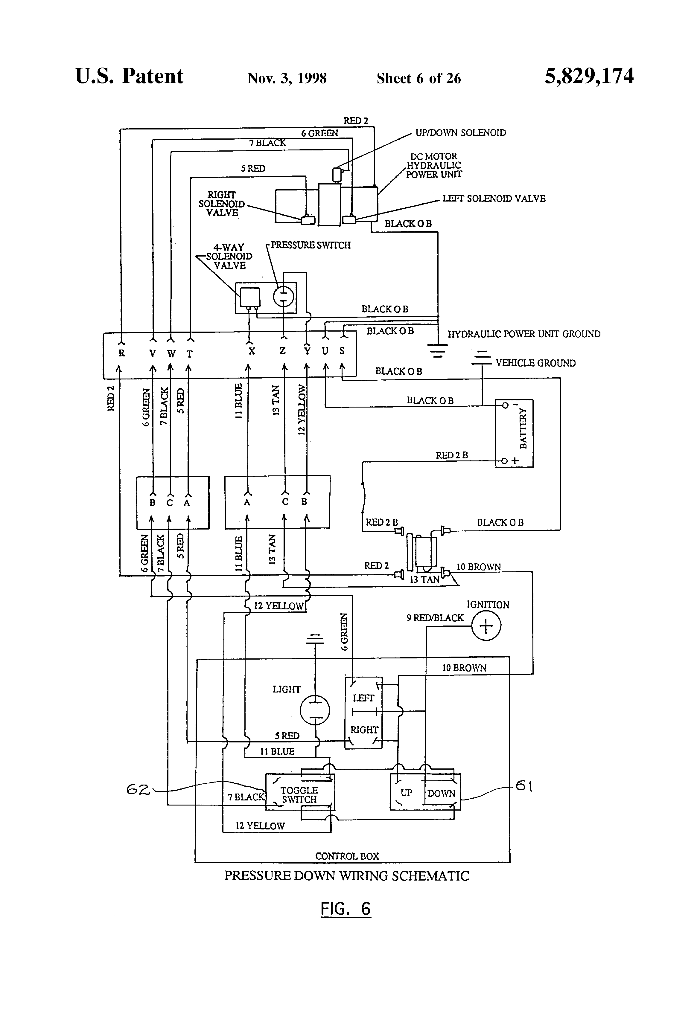 monarch hydraulic pump wiring diagram Collection-Monarch Snow Plow Pump Wiring Diagram Snow Plow Wiring Diagram Elegant Famous Plow solenoid Wiring 5-h