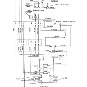 Monarch Snow Plow Pump Wiring Diagram - Monarch Snow Plow Pump Wiring Diagram Snow Plow Wiring Diagram Elegant Famous Plow solenoid Wiring 6g