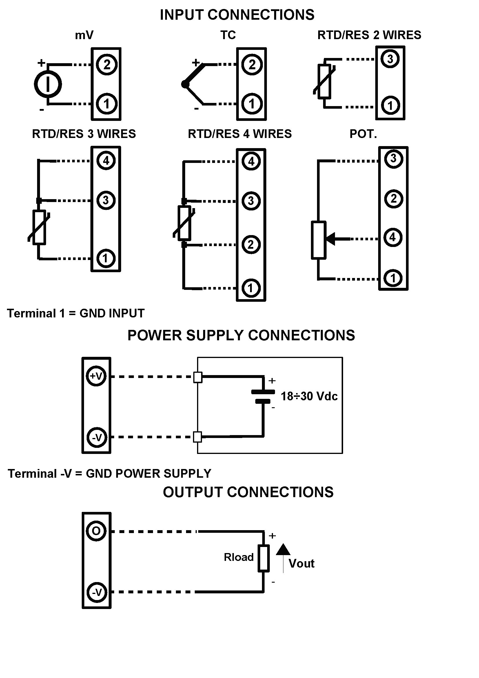 motor rtd wiring diagram Collection-3 Wire Rtd Wiring Diagram Example Exelent 3 Wire Rtd Connection Electrical Circuit Diagram 15-t