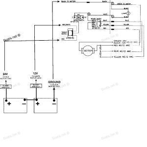 Motuide 24    Volt       Trolling       Motor    Wiring    Diagram      Free Wiring    Diagram