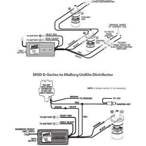 Msd 6425 Wiring Diagram - Msd Digital 6al Wiring Diagram Elegant at 6425 2i