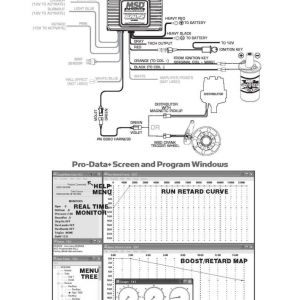 Msd 6al 2 Wiring Diagram - Msd 6al 2 Wiring Diagram In Pn 6425 to Random 6al Extraordinary 12i