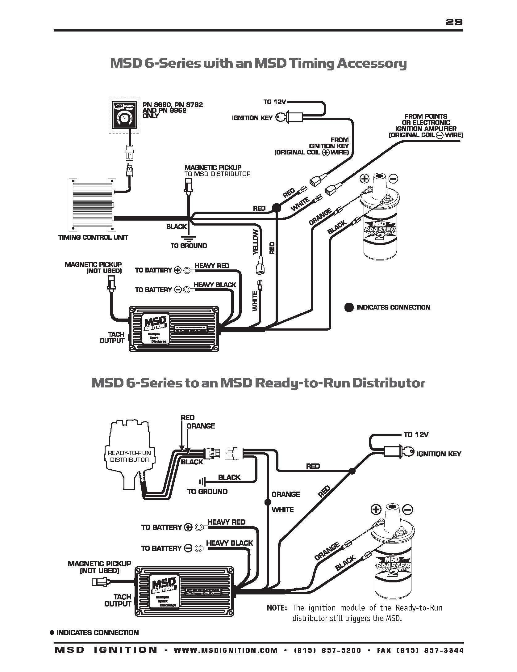 msd 6al hei wiring diagram free wiring diagram. Black Bedroom Furniture Sets. Home Design Ideas