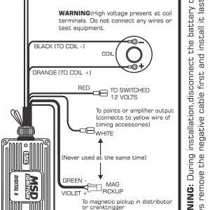 Msd 6al Wiring Diagram Chevy Hei - Msd 6a Wiring Diagram Best Msd 6al Wiring Diagram Hei & Wonderful Lt1 Msd 12t