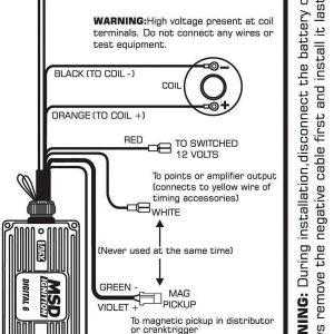 Msd 6al Wiring Diagram Chevy - Msd 6al Wiring Diagram Chevy Inspirational Distributor Webtor 11 Brilliant 3s