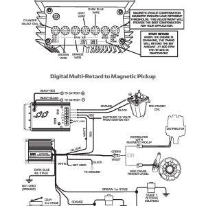 Msd 6btm Wiring Diagram - Msd Distributor Wiring Diagram Wiring Diagram 9m
