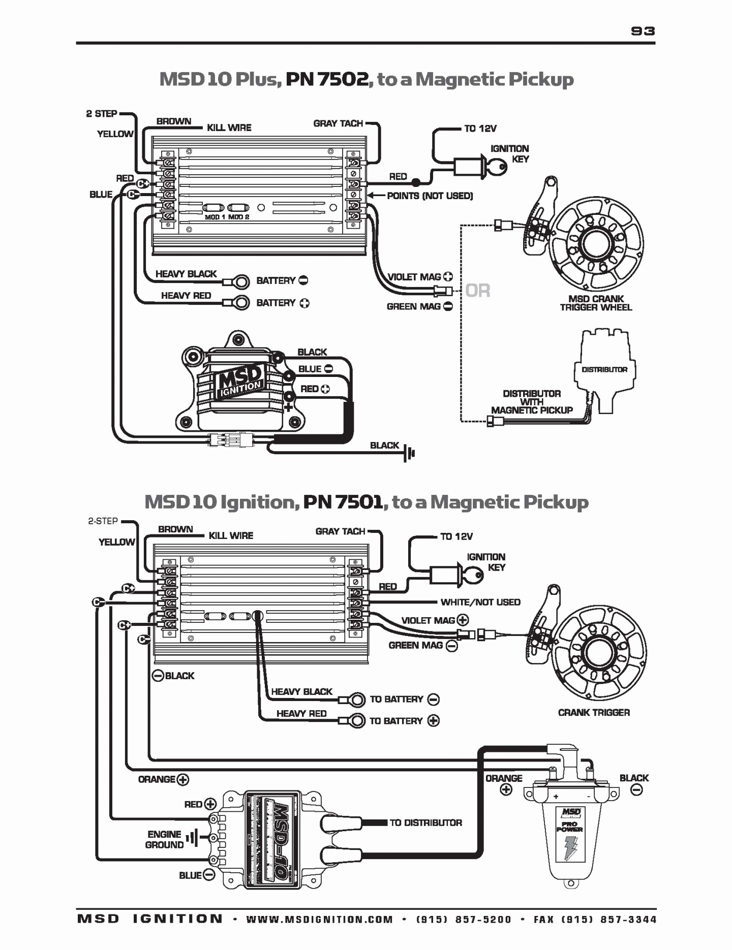 ford msd 6a wiring diagram msd atomic efi wiring diagram | free wiring diagram #9