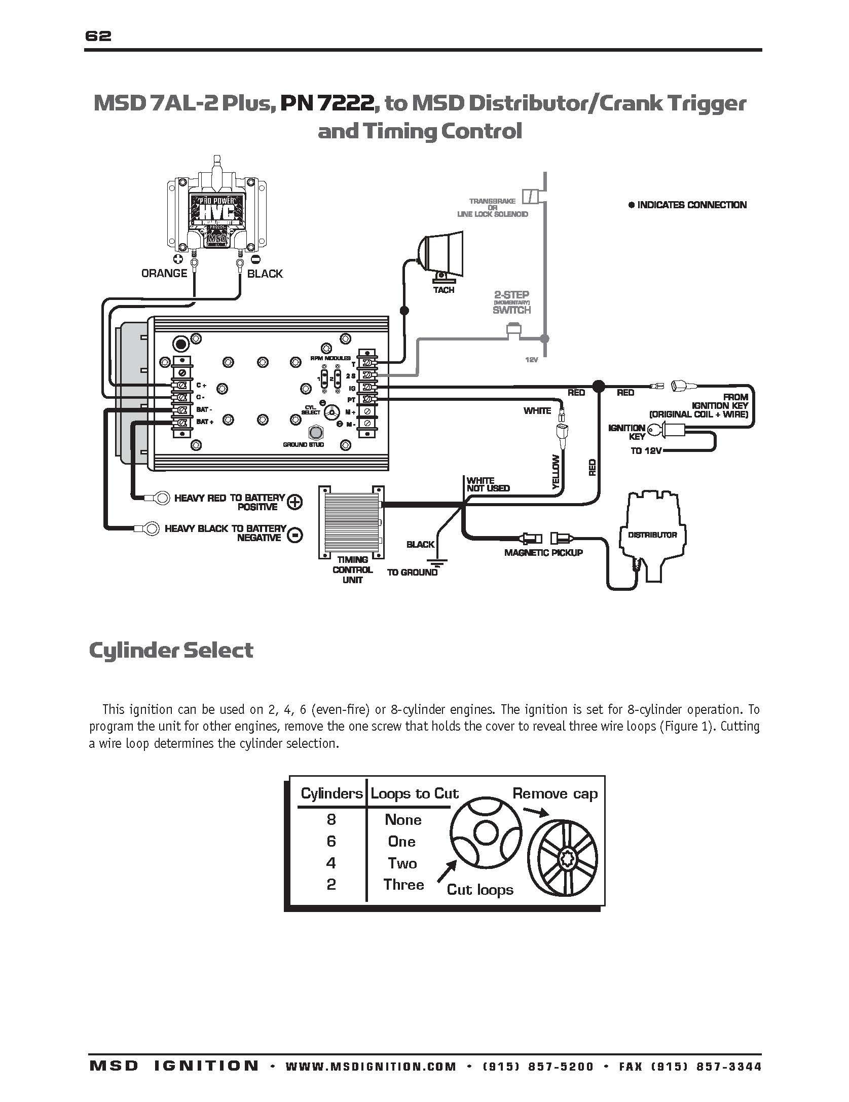 Msd Atomic Efi Wiring Diagram
