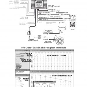 Msd Digital 6al Wiring Diagram - Wiring Diagram Msd 6al Points Wdtn Pn9615 Page New 6al In 2c