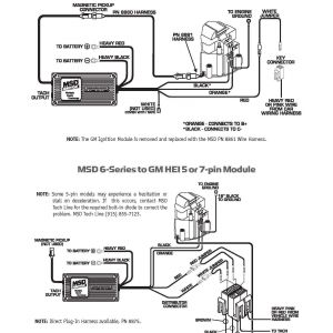 msd ignition 6al 6420 wiring diagram - msd 6al wiring diagram lovely cool  6420 lt1 gallery