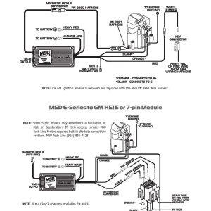 Msd 6010 Box Wiring Diagram - Wiring Diagram Sheet