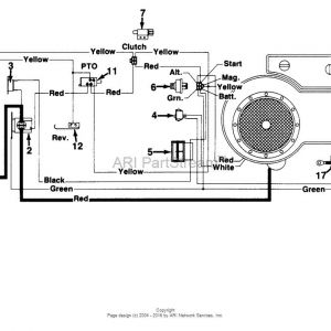Mtd Riding Lawn Mower Wiring Diagram - 10 Mtd Riding Lawn Mower Wiring Diagram 10r