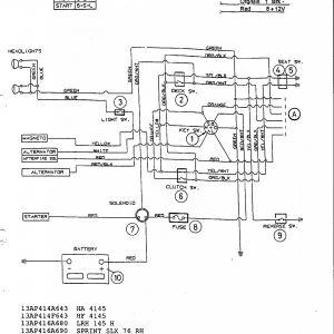 Mtd Riding Lawn Mower Wiring Diagram - Wiring Diagram for Yardman Riding Mower Inspirationa Mtd Riding Lawn Mower Wiring Diagram 11n