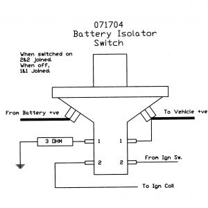Multi Battery isolator Wiring Diagram - Wiring Diagram isolator Switch 2019 Stove isolator Switch Wiring Diagram Fresh How to Wire An New 20a