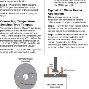 Neptune Water Meter Wiring Diagram - Page 45 Of Transmitter for Meter Reading User Manual Installation Instructions Aclara Technologies Llc 2d