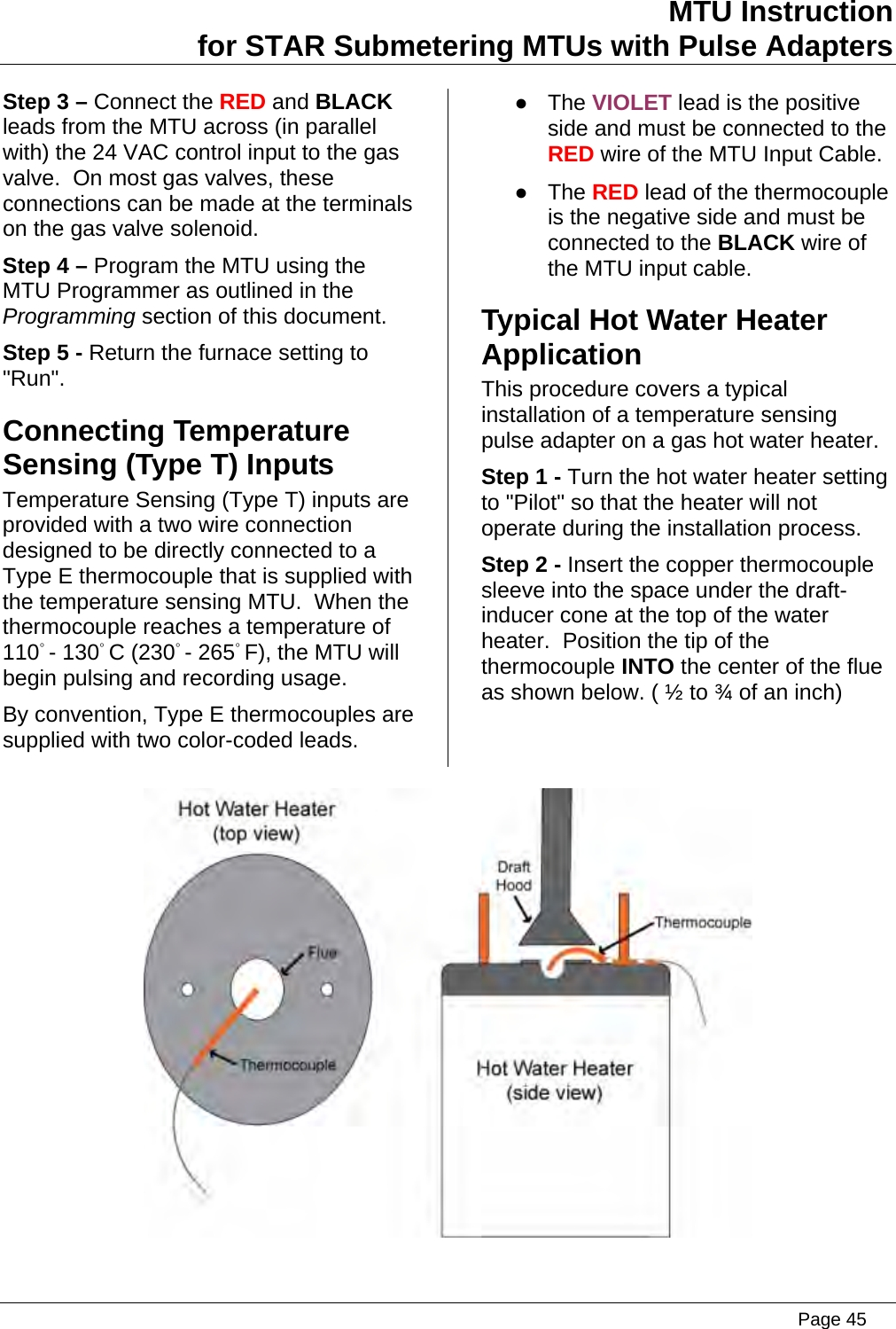 Neptune Water Meter Wiring Diagram Free Hot Page 45 Of Transmitter For Reading User Manual Installation