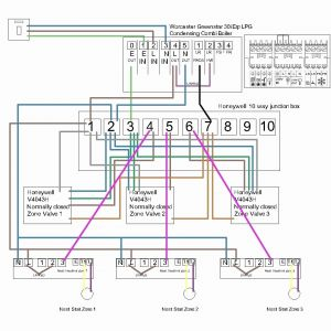Nest 3 Wiring Diagram - Nest Wireless thermostat Wiring Diagram Best Wiring Diagram Honeywell Rth8580wf Wiring Diagram Awesome 19p