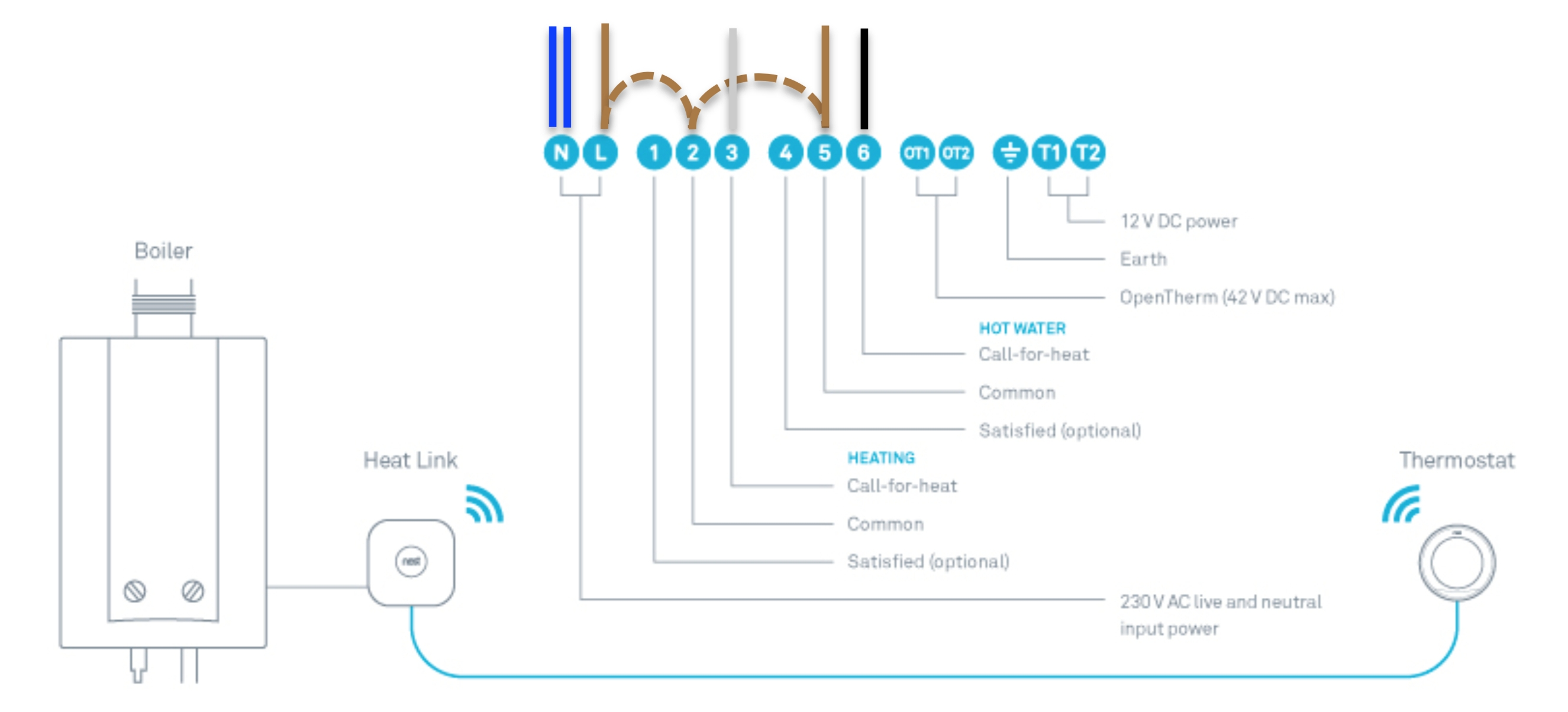 nest 3rd generation wiring diagram uk Download-New House Old Tech Replacing a Danfoss TP9000 with a Nest 3rd gen 17-r