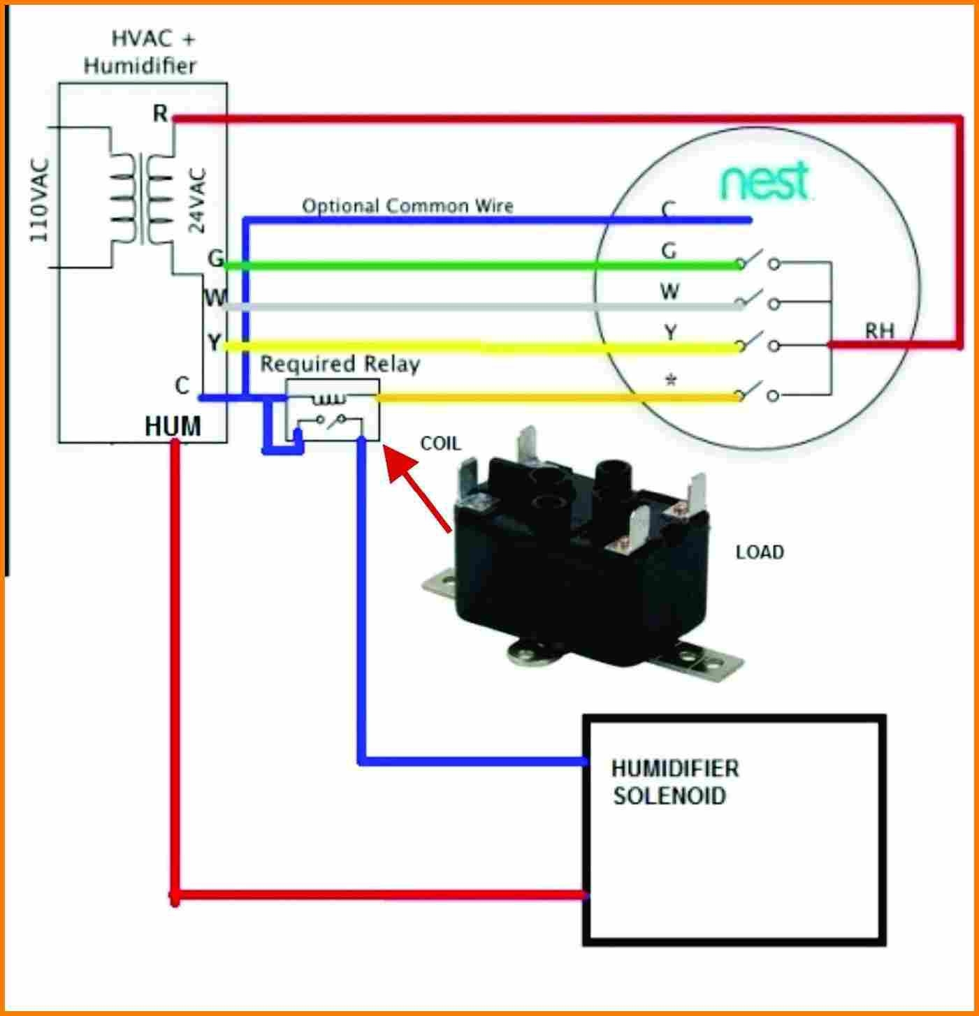 nest thermostat humidifier wiring diagram Download-Nest Wireless thermostat Wiring Diagram Refrence Nest thermostat Wiring Diagram Wellread 10-l