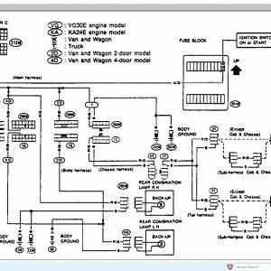 Nissan 28185 Wiring Diagram - 1986 Nissan D21 Diagram Largest Wiring Diagrams U2022 Rh Ccrew Co Nissan Pathfinder Wiring Diagram Nissan Pathfinder Wiring Diagram 13c