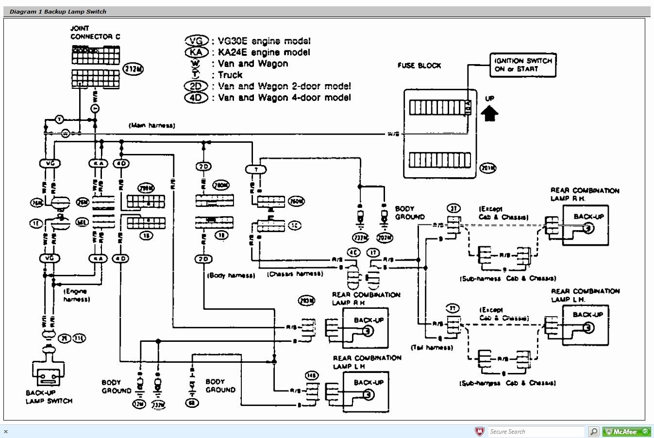 Nissan 28185 Wiring Diagram   Free Wiring Diagram