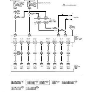 Nissan Altima Wiring Diagram - 2003 Nissan Maxima Bose Audio Wiring Diagram 2002 Sentra Radio within for 2004 791x1024 with 1t