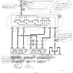 Nissan Frontier Trailer Brake Wiring Diagram - Nissan Frontier Trailer Wiring Diagram Lovely Delighted Nissan Titan Stereo Wiring Diagram Inspiration 19e