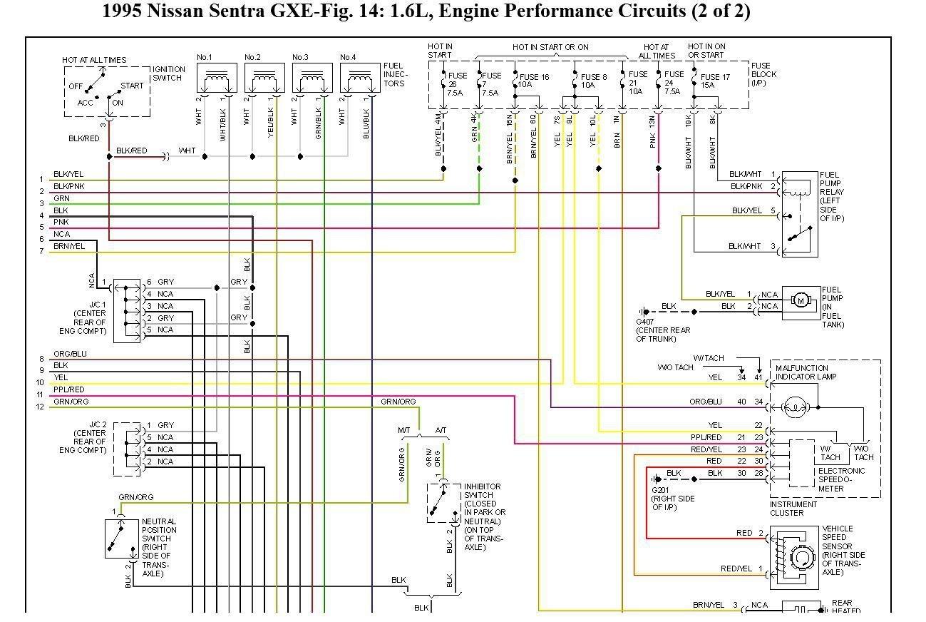 Nissan       Sentra       Wiring       Diagram      Free    Wiring       Diagram
