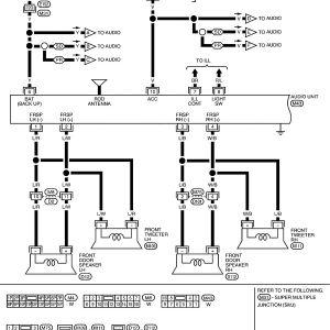 Nissan Titan Rockford Fosgate Wiring Diagram - 2004 Nissan Titan Wiring Diagram Nissan Frontier Headlight Wiring Rh Insidersa Co Nissan Titan Suspension Diagram 6h