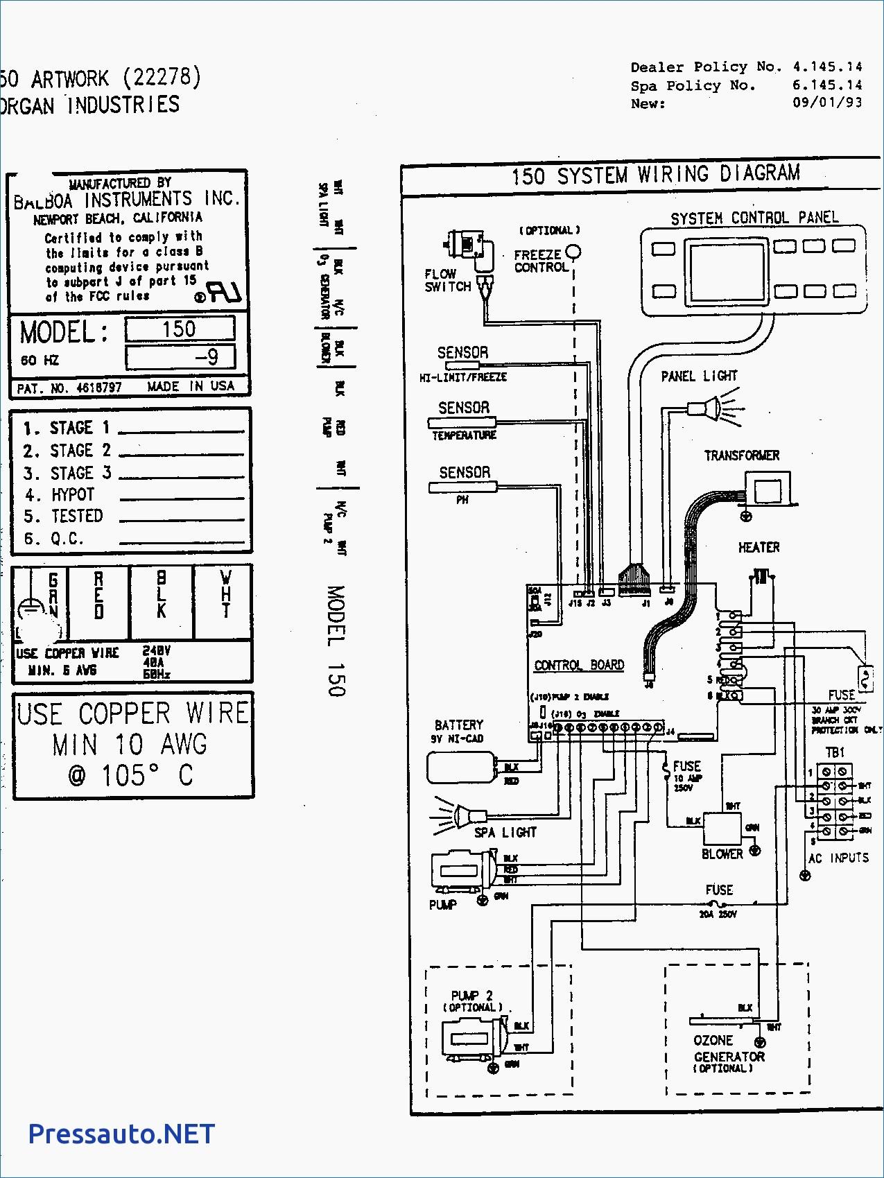 4 Wire Diagram Hot Tub - Wiring Diagram Schematics  Wire Spa Power Wiring Diagram on