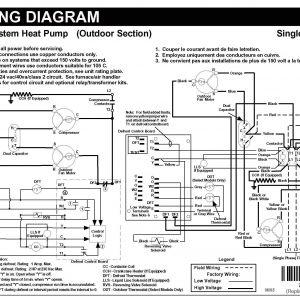Nordyne Air Handler Wiring Diagram - nordyne Ac Wiring Diagram Fresh Heat Pump Air Conditioner nordyne Heat Pump thermostat Wiring 4r
