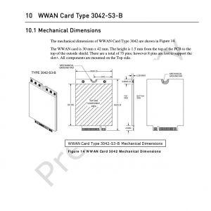 Notifier Fcm 1 Wiring Diagram - Page 64 Of Ln930 Data Card User Manual Xn930 M 2 Hardware User Guide Telit 3g