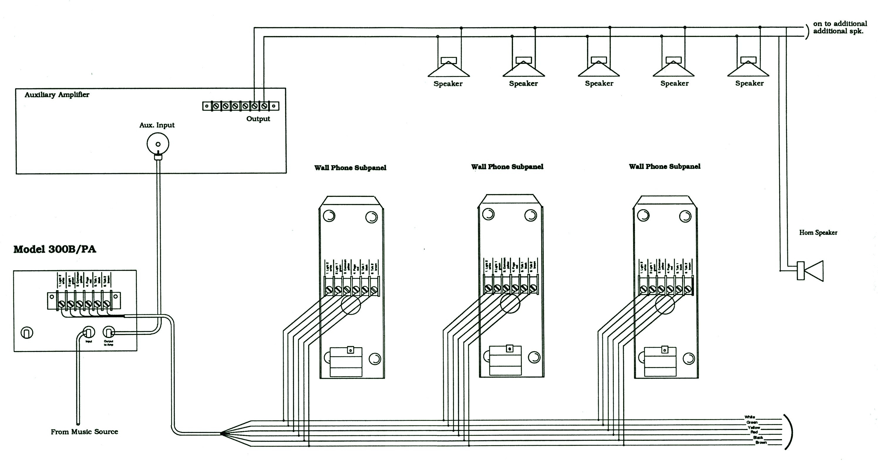 nutone door bell wiring diagrams nutone intercom wiring diagram | free wiring diagram