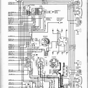 Omega Gauges Wiring Diagram - 1963 F 85 Right Page 11l
