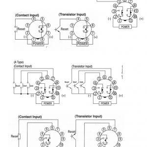 Omron H3cr A8 Wiring Diagram - Omron H3ca A Wiring Diagram Inspirational Menggunakan Timer Omron Omron H3ca A Wiring Diagram Inspirational 14c