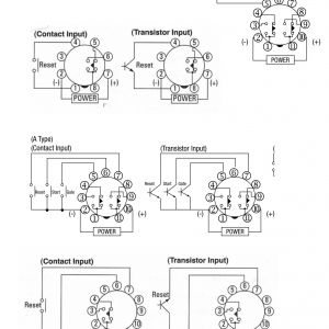 Omron Ly2 Relay Wiring Diagram - Omron H3ca A Wiring Diagram Lovely Fine Omron Relay Diagram Picture 12t