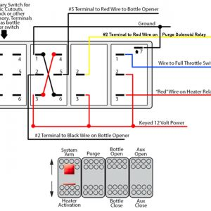 On Off On toggle Switch Wiring Diagram - How to Wire A F toggle Switch Diagram Best Amazing Wire toggle Switch 12e