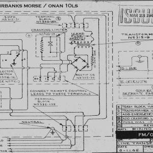 Onan Rv Generator Wiring Diagram - An Rv Generator Wiring Diagram An Emerald Generator Wiring Diagram Free Electrical Rh G News 1s