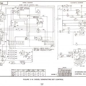 Onan Rv Generator Wiring Diagram - Wiring Diagram An Generator Save An Emerald 1 Genset Wiring 9b