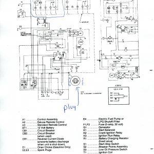 Onan Rv Generator Wiring Diagram - Wiring Diagram An Generator Valid Wiring Diagram An Generator Valid Luxury An Generator Electric 17f