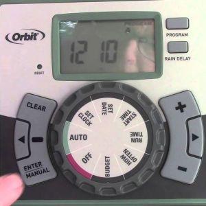Orbit Sprinkler Wiring Diagram - How to Install and Program An orbit Easy Set Sprinkler Timer 11t