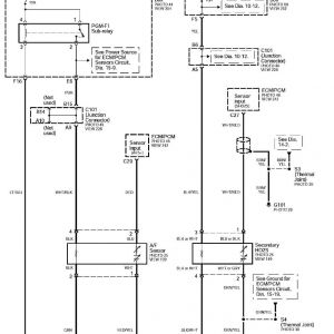 Oxygen Sensor Wiring Diagram - Awesome O2 Sensor Wiring Diagram Chevy Diagram O2 Sensor Wiring Diagram Collection 17h