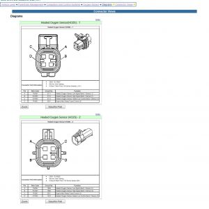 Oxygen Sensor Wiring Diagram - Gm O2 Sensor Wiring Diagram 2005 Chevrolet Cobalt Oxygen Prepossessing 6j